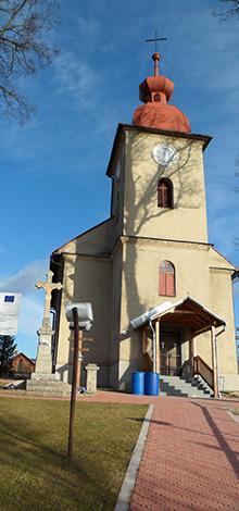 Parafia Údol