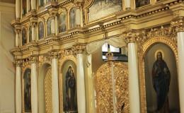Posviacka obnoveného interiéru